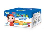 YOYO果乳 原味箱�b