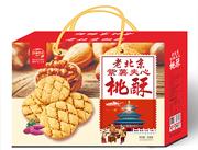 汪�X�h香老北京紫薯�A心桃酥