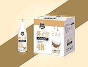 椰子汁植物蛋白�料1.25千克箱�b