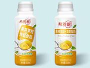 黄桃果粒发酵酸奶310ml