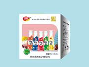 顶真益生菌果汁1.25L×6