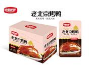 哈里吧吧老北京烤鸭香辣味15g×20
