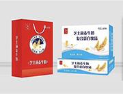芝士燕麦牛奶复合蛋白饮品