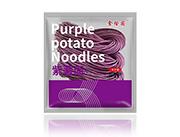 紫薯半干面300g
