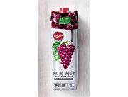 傣恋砖石包葡萄汁1L