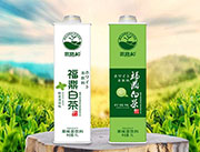 思路和福鼎白茶果味茶饮料1L