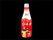驿中仁红毛丹水果果肉饮料1.25L