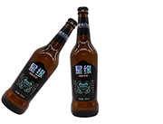 星缘精酿啤酒496ml玻璃瓶装