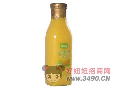 玉米汁饮料