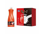 益生菌山楂汁乳�品1.25LX6