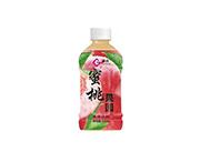 果浓蜜桃果园果味饮料