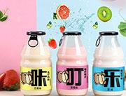 果味发酵酸奶饮品