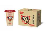 爱慕巴炭烧奶茶风味饮料420mLX30杯