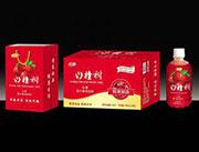 山楂果汁果肉饮料礼盒装350mlx15瓶