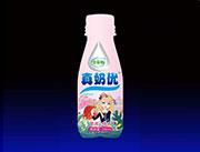 合益��真奶���L味�品 草莓+椰果