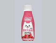 乐小样果粒乳酸菌草莓味310ml