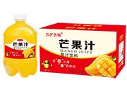三分天地芒果汁1.4Lx6瓶