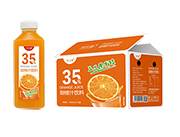 益生菌�l酵甜橙汁箱�b