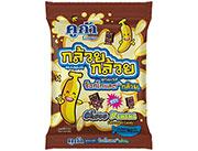 香蕉巧克力糖
