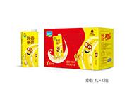 香蕉汁�料1LX12瓶