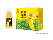 香蕉汁饮料300mlX12瓶