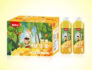 芒果益生菌发酵复合果汁饮料