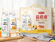 原味+黄桃味果粒酸奶箱装