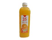 35%甜橙汁果汁饮料