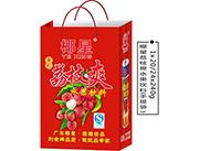 椰星荔枝爽水果�料手提袋240g