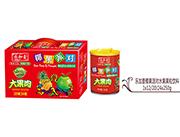 椰果派对果粒水果饮料250g