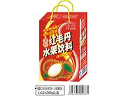 椰星�t毛丹水果果粒�料�Y盒240g