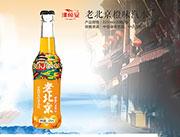 老北京橙味汽水325ml