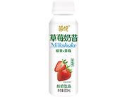 菌悦椰果草莓酸奶310ml