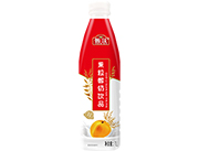 甄沃燕麦黄桃酸奶1L