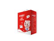 小猪通卡草莓味乳酸菌200mx16瓶
