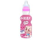 小猪通卡草莓味乳酸菌200ml
