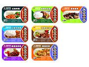 润味各种自热米饭产品