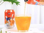 橙味汽水320ml