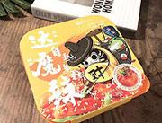达魔辣自热年糕韩式泡菜味