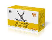 网红小鹿泰式芒果冷泡奶茶