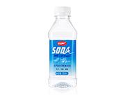 可可那特无汽苏打果味饮料350ml瓶装