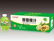 三分天地猕猴桃汁380mlx15瓶