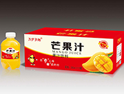 三分天地芒果果汁380mlx15瓶
