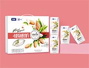 涵一植物酸奶巴旦木味利�钒�200gx12盒