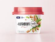 圣牧植物酸奶巴旦木味135gx6盒