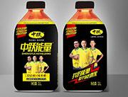 中跃能量牛磺酸维生素风味饮料1L