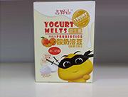 吉野山益生菌黄桃味酸奶溶豆