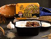 欣跃天地肉末豇豆自热米饭