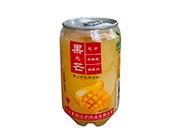 果之芒-透明易拉罐