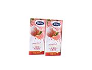 水蜜桃+芒果果汁饮料